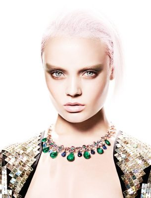 High jewellery necklace, BVLGARI