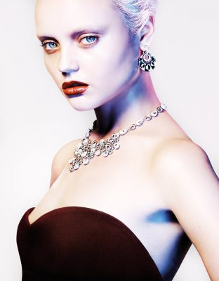 Astrale collection earrings | High jewellery necklace, BVLGARI