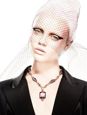 Musa collection necklace, BVLGARI