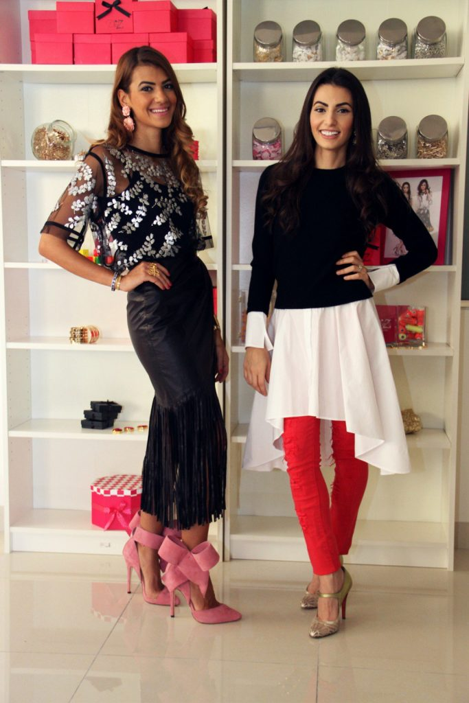 Rima and Dina Zahran Photographed by Sarvenaz Hashtroudi