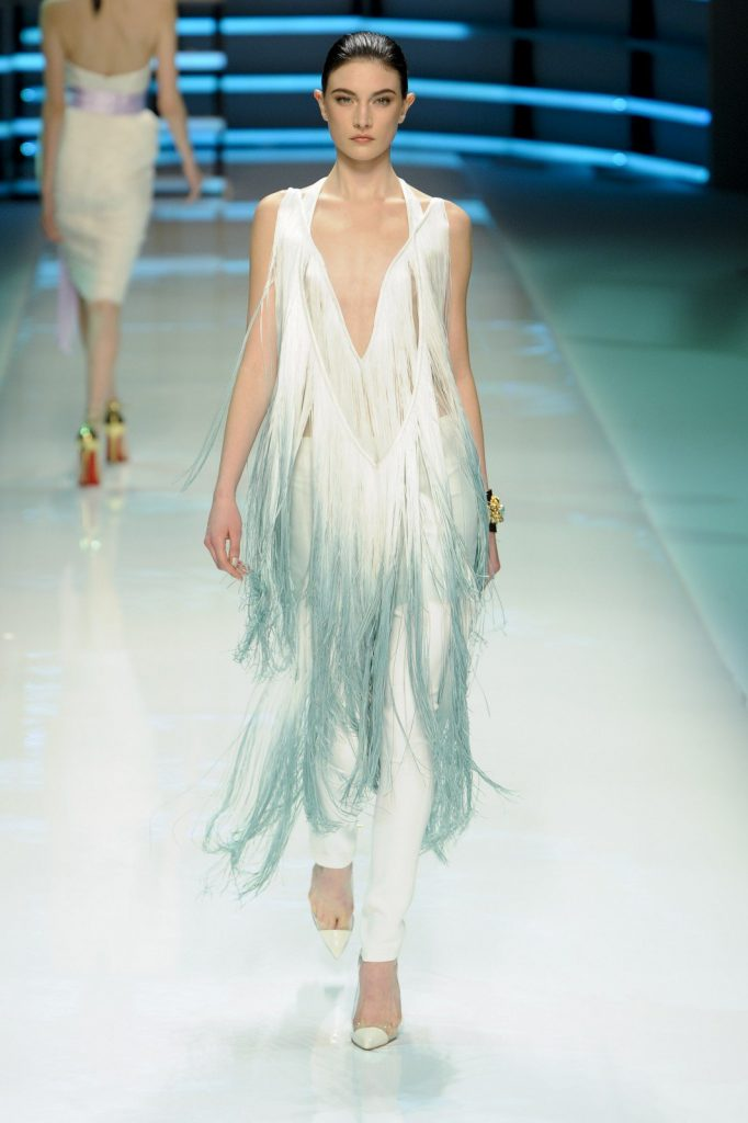 Alexandre Vauthier couture spring/summer 2012.