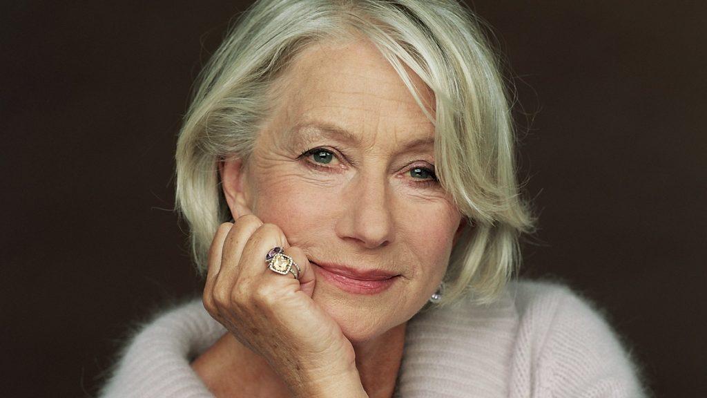 Helen Mirren for L'Oreal Paris Age Prefect Skincare