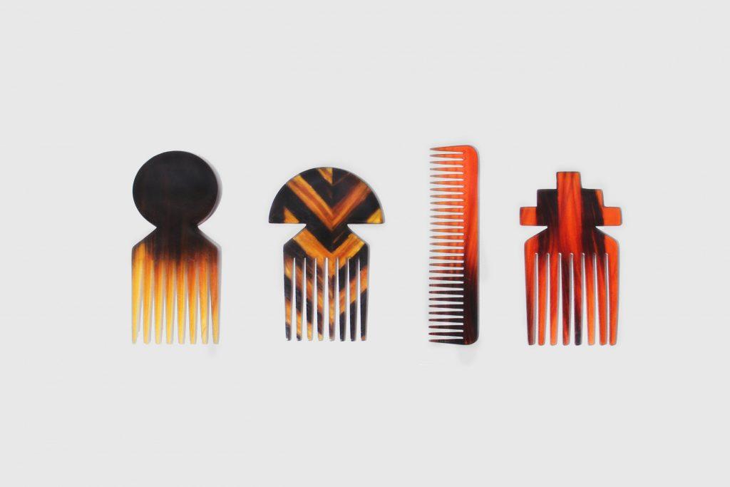 What Is Luxury? Combs, Hair Highway, image courtesy of Studio Swine.