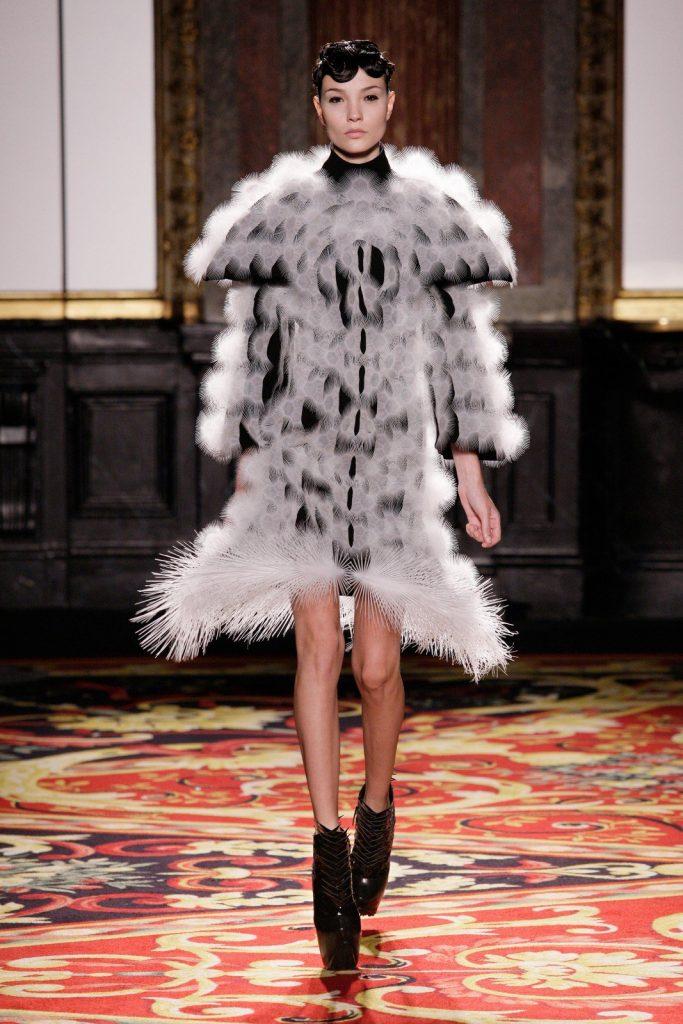 What Is Luxury? Voltage Dress, Iris van Herpen, image courtesy of M. Zoeter x Iris van Herpen.
