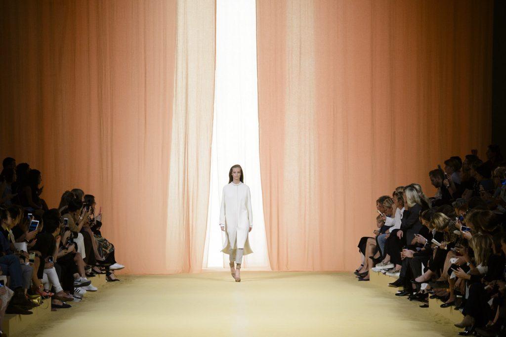 Hermès, spring/summer 2015.