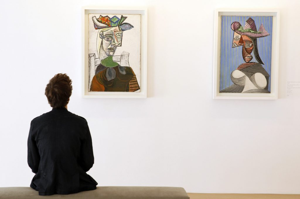 The Picasso Museum in Paris, France. Photography by Thierry Chesnot/Getty Images.