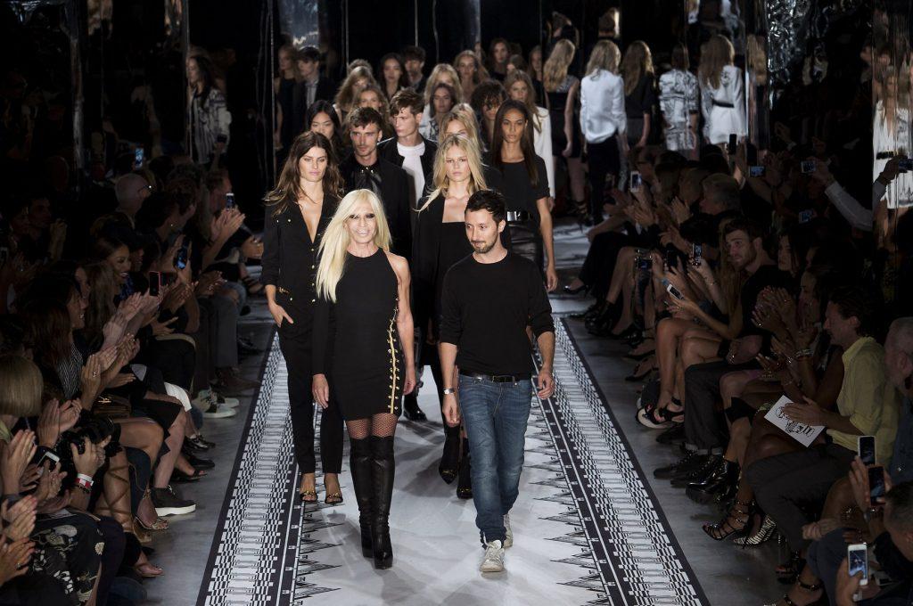 Versus Versace, spring/summer 2015