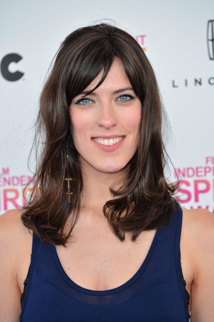 Director, Rebecca Thomas at the Spirit Awards
