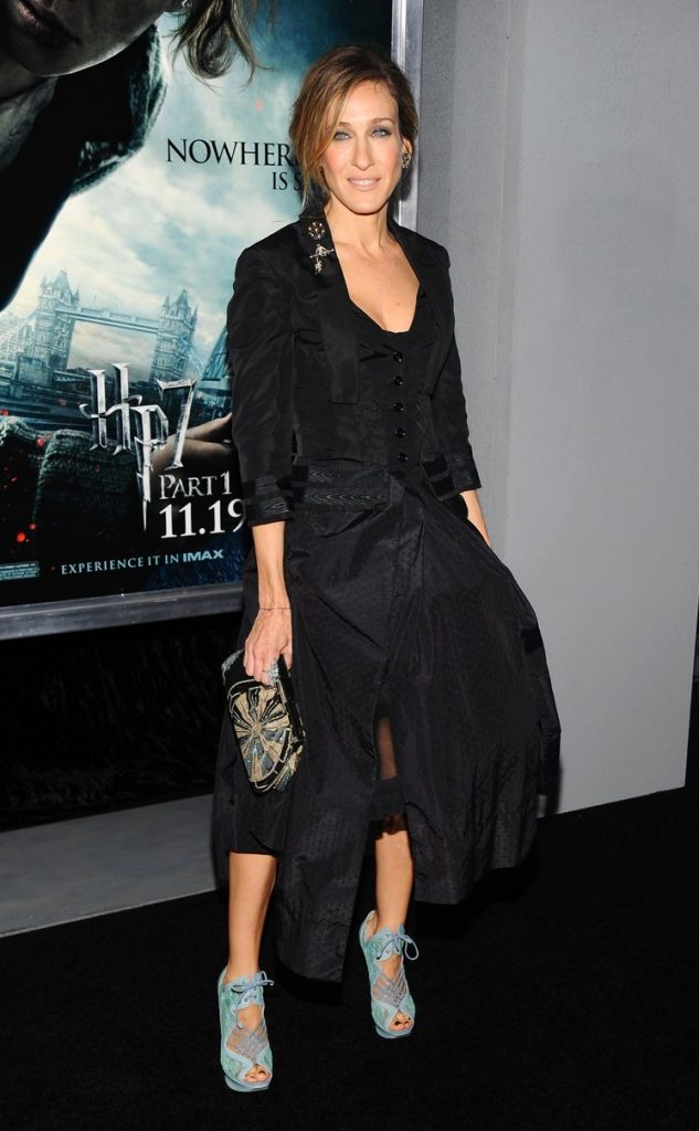 Attending the Harry Potter and the Deathly Hallows: Part 1, Image Courtesy of Getty