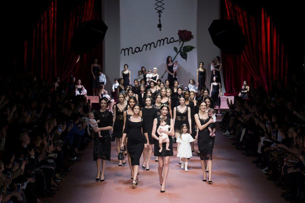 Dolce & Gabbana, Autumn/Winter 2015