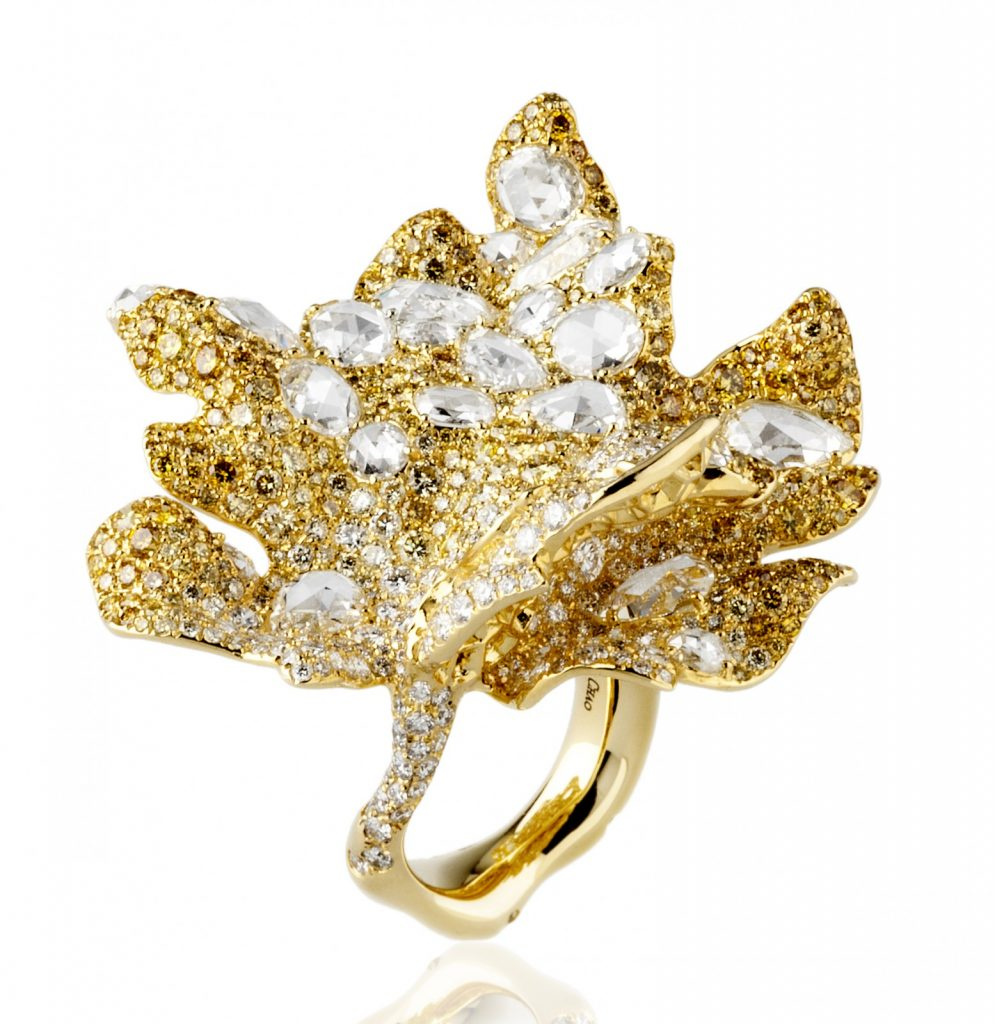 Maple Ring, Four Seasons Collection.