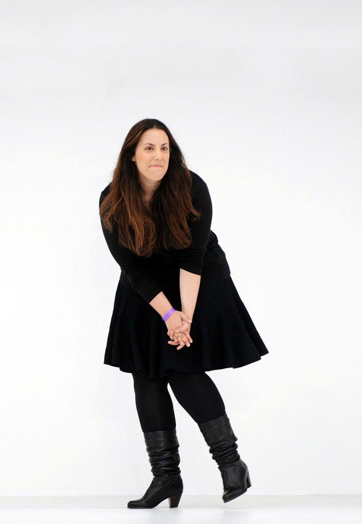 BFC/Vogue Designer Fashion Fund recipient, Mary Katrantzou