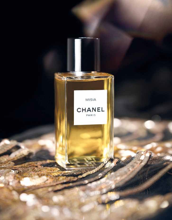 The latest fragrance release from Chanel, Misia