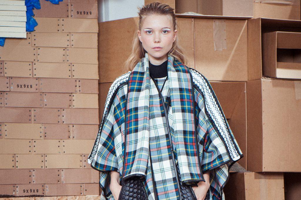 Danielle Romeril, autumn/winter 15 collection.