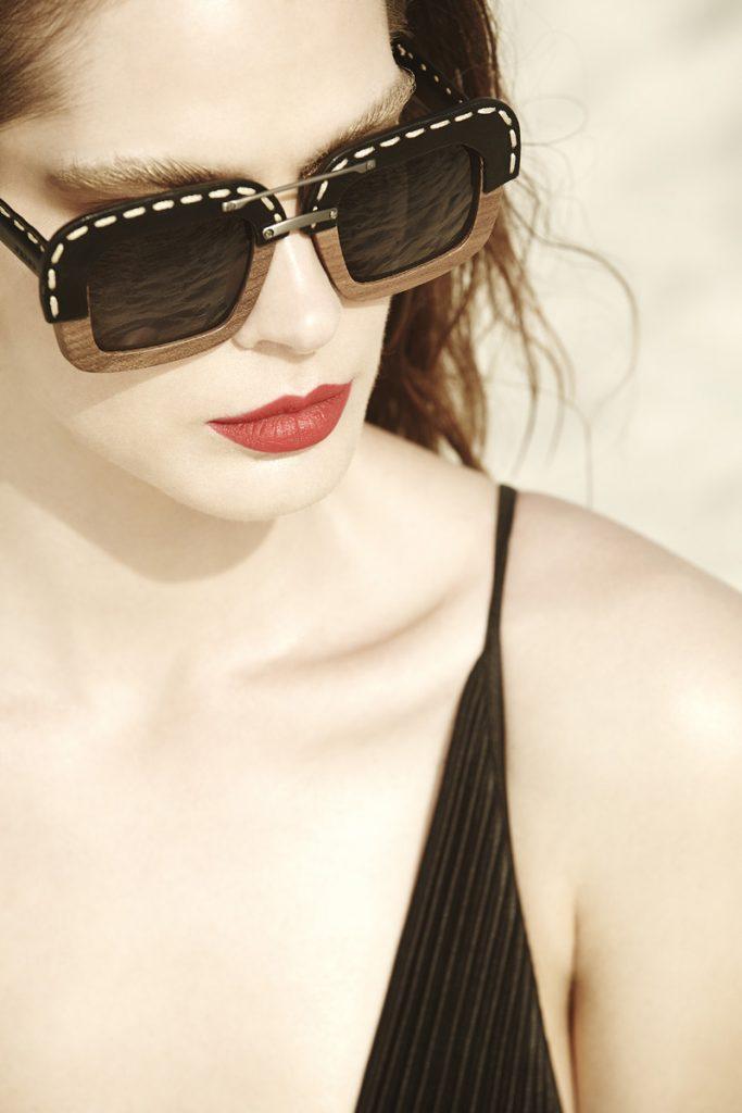 Swimsuit, La Perla | Sunglasses, Prada