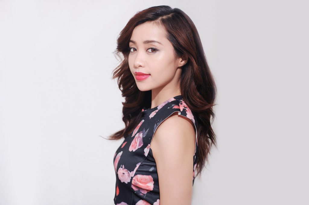 MIchelle Phan, photographed by Stefanie Keenan.