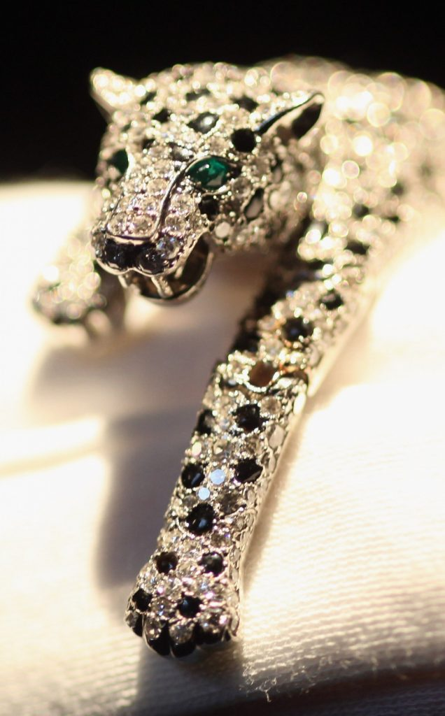 The Duchess of Windsor's Cartier Panther Bracelet