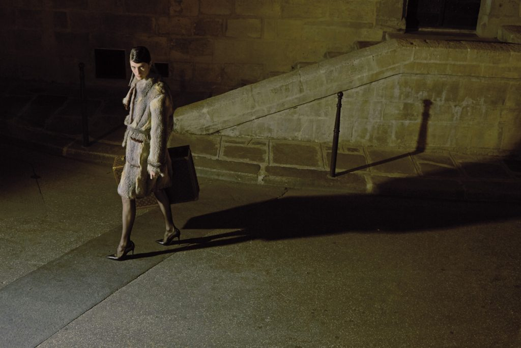 Evening Escape, photographed by Alice Rosati, MOJEH Issue 29