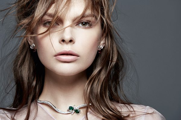 Caprice necklace and earrings, DIOR HIGH JEWELLERY