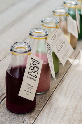 Where: Wild & The Moon, available in both Paris and Dubai | Best for: Innovative Ingredients | Highlights: The brand offers energy bars, dried foods, and infused waters as well as raw, cold-pressed juices. With a menu that features cell-cleansing ingredients like turmeric, maca and matcha, these chic bottles are as stylish as they are health-packe