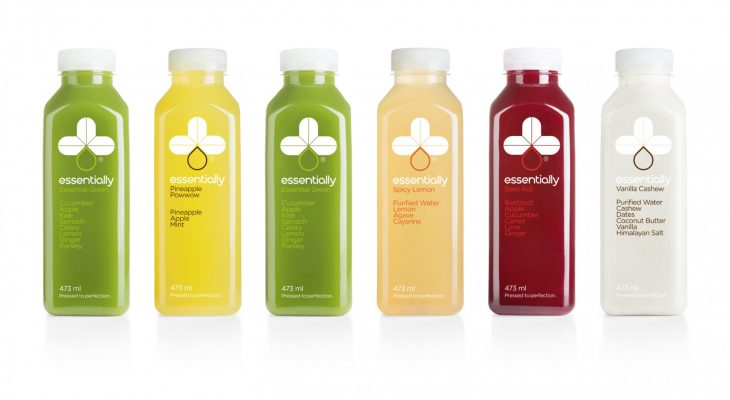 Where: Essentially, UAE | Best for: UAE-wide delivery | Highlights: With delivery available to residents across the UAE, Essentially offers a diverse range of cold-pressed juices and raw food options made from ethically sourced and organic produce. Our favorites include their delicious Pistachio Rose and Saffron Cashew juices