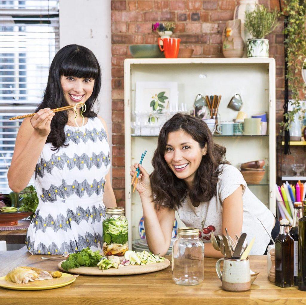 "The Hemsley sisters pride themselves on using ""whole, organic, nutrient-filled ingredients"" © Courtesy Instagram @hemsleyhemsley"