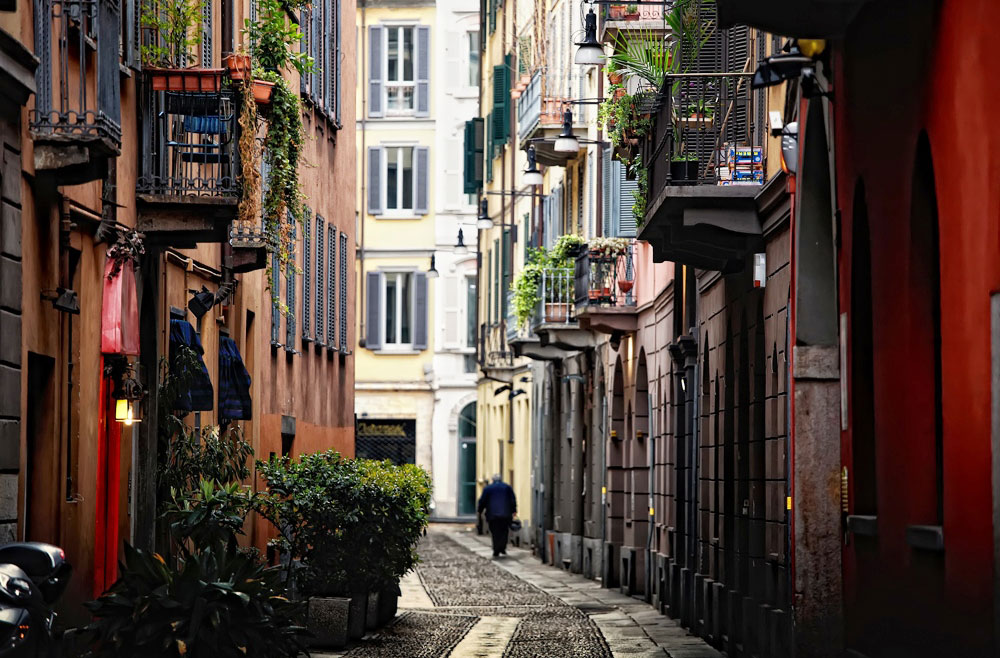 The culture lover 39 s guide to milan mojeh for Brera district
