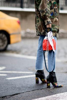Micro mini handbags are set to be one of the upcoming spring/summer season's key accessory trends. Look for statement styles with enough room for the bare essentials.