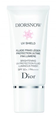 UV Shield SPF50+ Pa++++:The ultimate shield of protection, this organic and mineral formulation offers a uv filter in a feather-light texture. Lightweight fluid leaves no white residue and melts instantly into the skin, while offering a natural veil that feels like second-skin