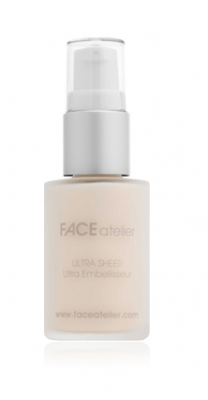 Face Atelier. This ultra sheer foundation has a silicone base, which allows it to float on your skin while proving an illuminating glow. It also has a variety of multifunctional uses such as doubling as a highlighter, bronzer and blusher. The brand also received its official certification by PETA as an anti-animal testing product shortly after its launch.