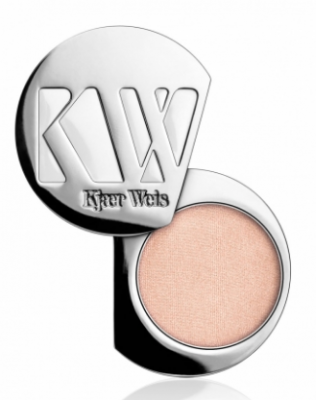 Kjaer Weis. The Cloud Nine eye shadow by this all-natural makeup company is great for light to medium-dark skin tones and all eye colours. The product is infused with bamboo, which brightens the eye area and acts as a suitable base for all other colours. The company prides itself on creating certified organic non-harmful formulas.