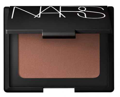 Nars. Combine with Face Ateliers lightweight foundation for a supremely healthy glow. The bronzing powder brings an all-over warmth that's embedded with a golden shimmer to the face while its fine texture evens out lines and pores for a smoother complexion. Nars is also one of the three cruelty-free brands owned by Shiseido that do not sell in mainland china, where animal testing is mandatory for cosmetic companies.