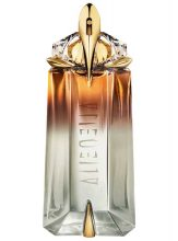 Thierry Mugler Alien Musc Mysterieux. Falling under the Alien Oriental sub collection that derives from the original Alien concept, each fragrance pays tribute to a raw ingredient found and inspired by the Orient. The luxuriously musky composition developed by Dominique Ropion boasts notes of sambac jasmine and cashmere. A sure winner whether you're at the workplace, weekend brunch or jet setting, Alien Musc Mysterieux has the otherworldly component of its predecessor.