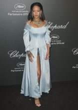 The Swiss maison announced a collaboration with Rihanna earlier this year, entitled The RIHANNA ♥ CHOPARD collection