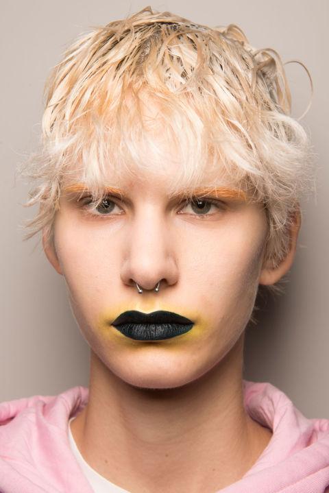 Pastel Brow - Fashion East SS17