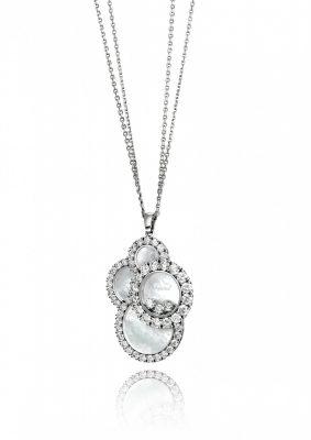 Happy Dreams Mother-of-pearl pendant, Chopard