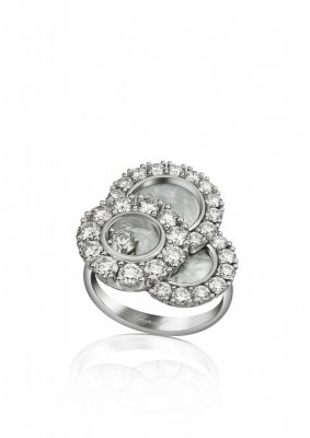 Happy Dreams Mother-of-pearl Ring, Chopard
