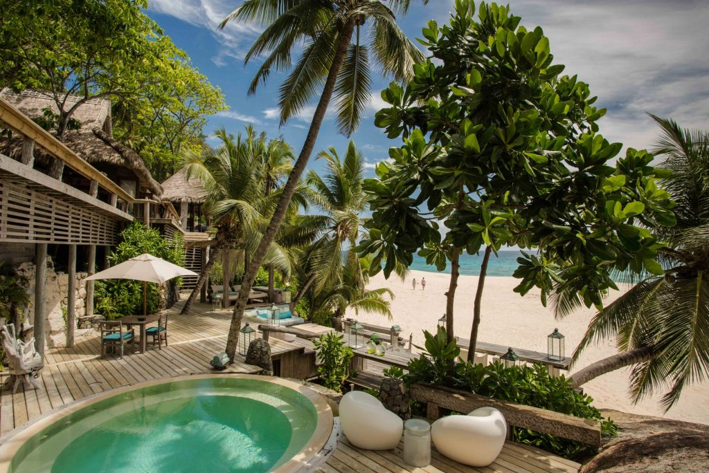 Located within the Inner Islands of the Seychelles, 30km away from the main island and only a 15-minute helicopter transfer