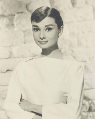 Audrey Hepburn, photographed by Bud Fraker, 1956