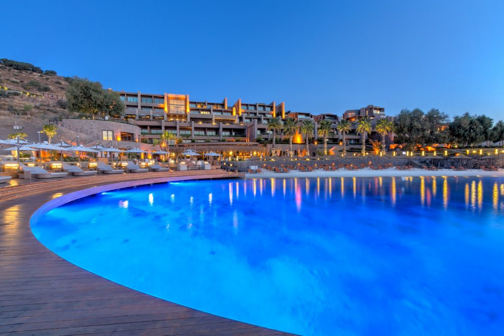 Rising environmental awareness coupled with the cachet of 'eco' destinations is driving demand for resorts like Caresse Bodrum