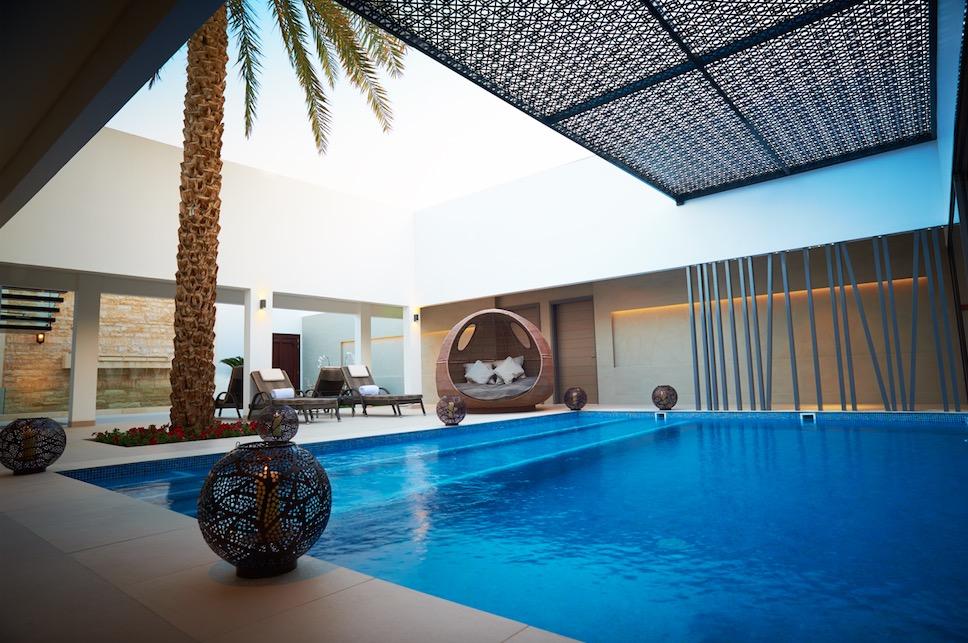 Just 15 minutes from Downtown Dubai, Desert Palm PER AQUUM is one of the UAE's better-kept secrets
