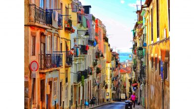 Drive or fly south to Lisbon and go for a stroll about the old city. There are great restaurants everywhere, but I always go back to Monte mar in Estoril for incredible fish and seafood.