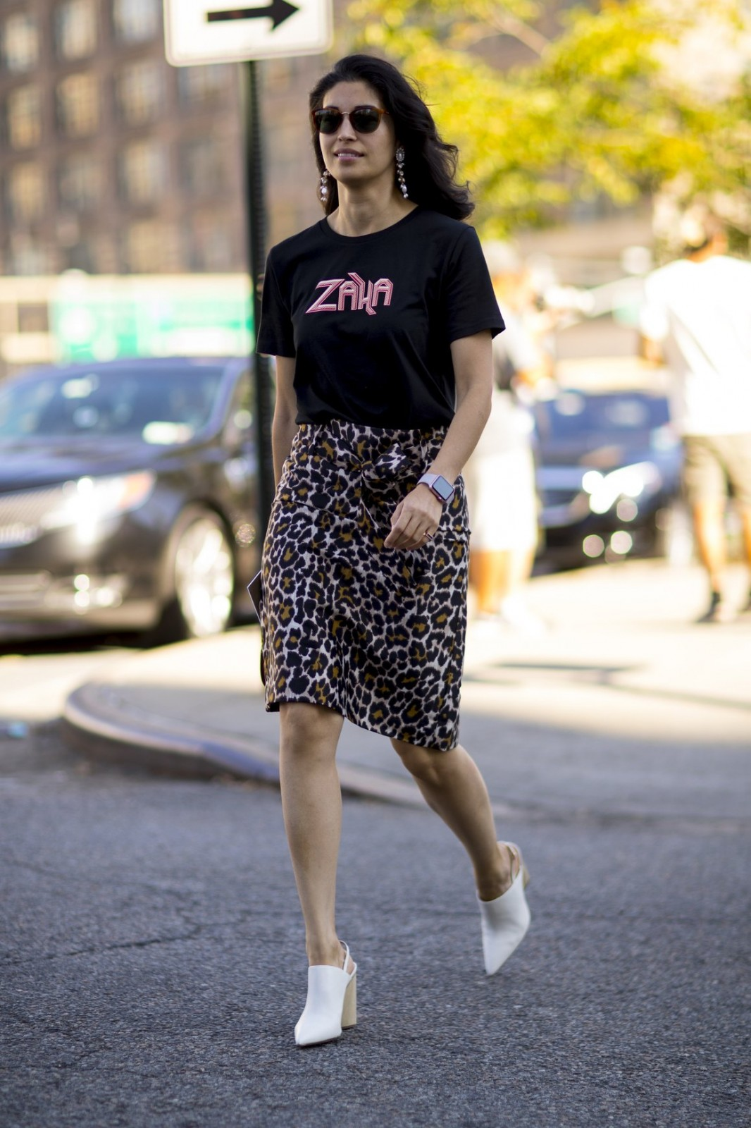 New york fashion week t shirt 14