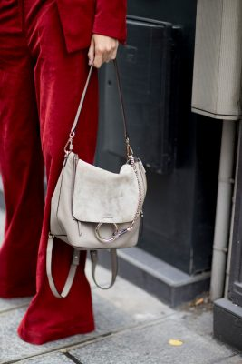 Chloé's Faye backpack is infinitely chic and incredibly versatile, its slouchy silhouette makes it the epitome of nonchalant cool.