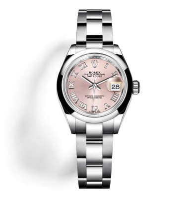 Rolex Lady-Datejust 28: If you're looking to exude just a dash of femininity, or maybe the colour tones of other diving watches bore you, look no further than one of the forefathers of haute horology specialisation – Rolex. Lady-Datejust is fashioned in steel and 18-karat white gold, with the water resistance capability of 100-metres.