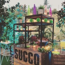 Grab a Juice: SUCCO is the first stop on my daily schedule.