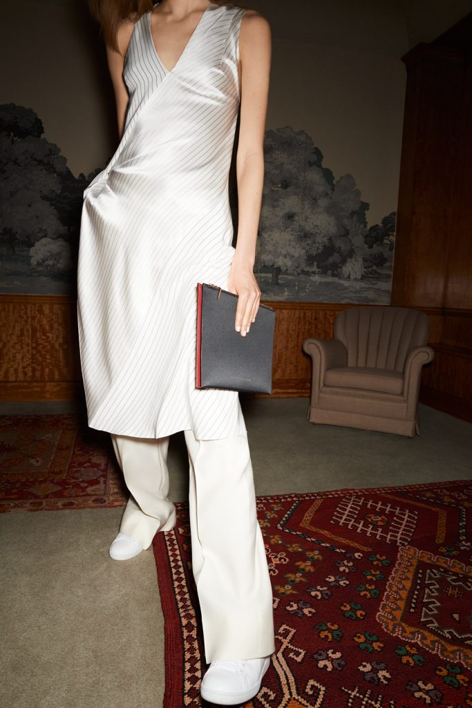 A look from Victoria Beckham Pre-Fall 2017