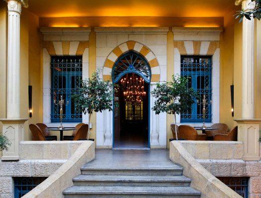 Haute Hotel: Albergo, Beirut.