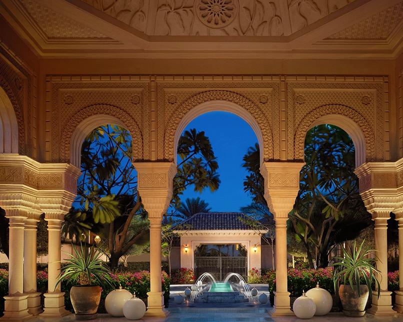 Guerlain Spa, The Palm