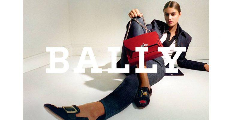 Bally's autumn/winter17 ad campaign, shot by Brianna Capozzi